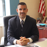 Mr. Morano, Principal, Rutherford High School